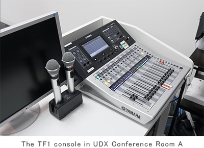 Tell us about the new TF1 and MRX7-D system.