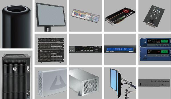 NUAGE - 5 Keys - DAW Systems - Professional Audio - Products