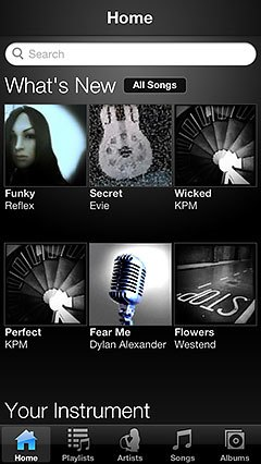 Repertoire Finder - Features - Apps - Pianos - Musical