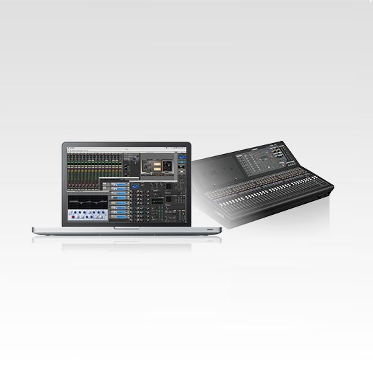 QL Editor - Overview - Software - Professional Audio