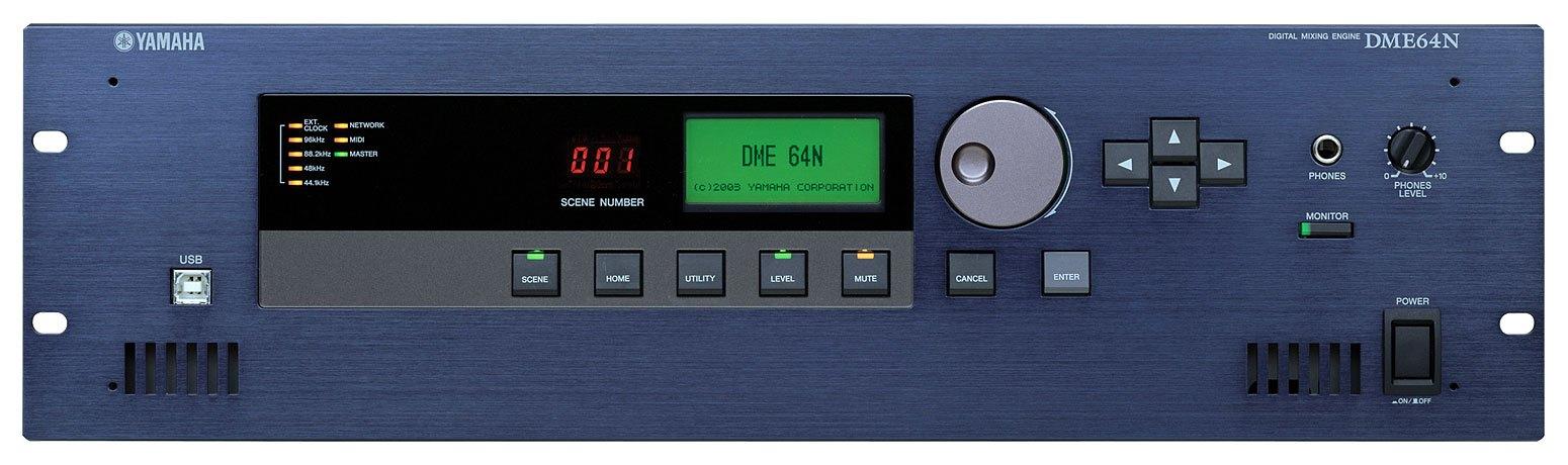 Download Driver: Yamaha DME64N Processor