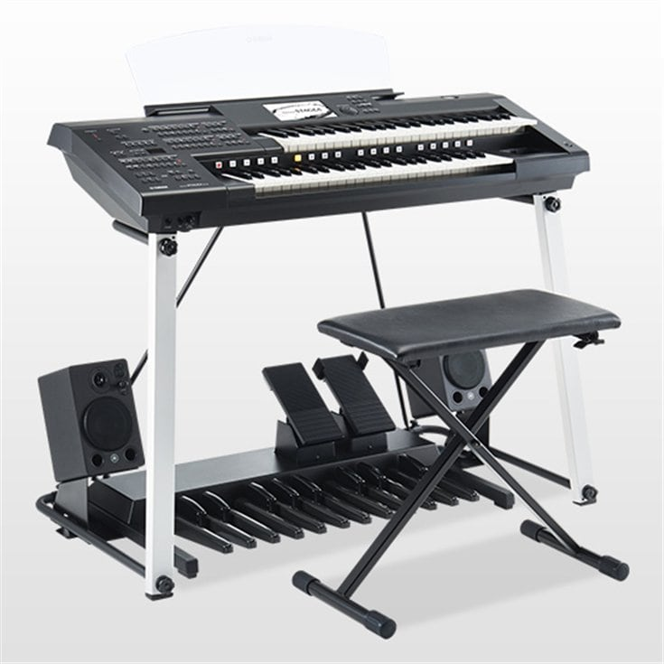 yamaha keyboard stand assembly instructions