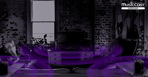 Yamaha Receiver Amp MusicCast