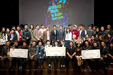 Asian Beat Grand Final 2015 Held in Japan