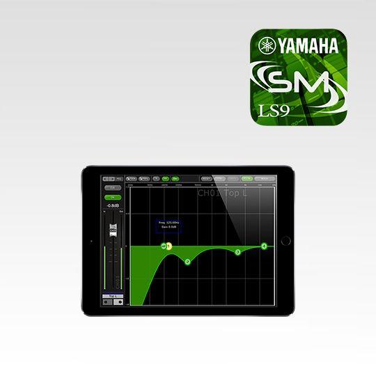 LS9 StageMix - Overview - Software - Professional Audio