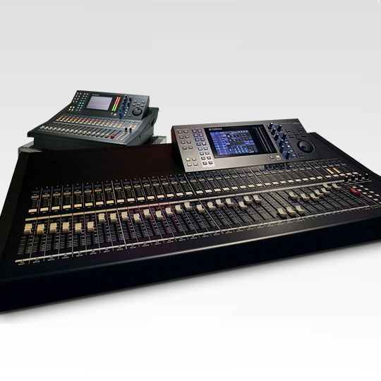 Ls9 Overview Mixers Professional Audio Products Yamaha