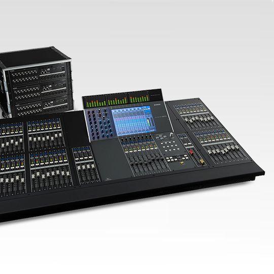 Yamaha M7CL V1 Digital Mixer Drivers Download (2019)