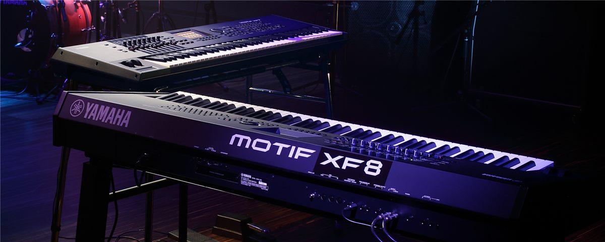 MOTIF XF - Features - Synthesizers - Synthesizers & Music