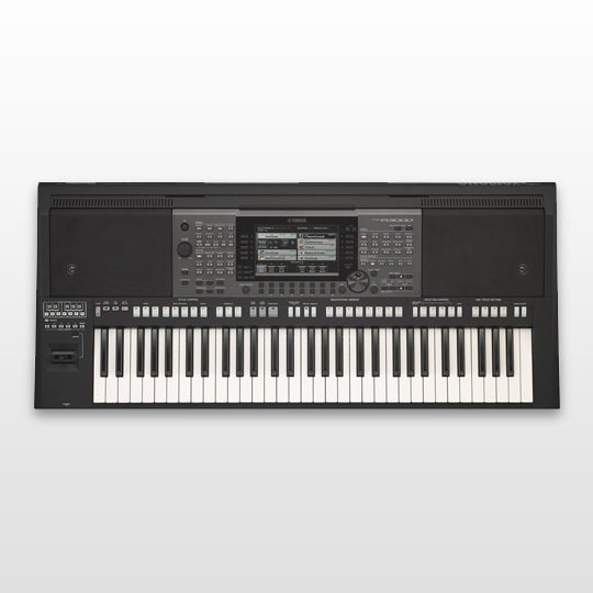 PSR-A3000 - Downloads - Arranger Workstations - Keyboard Instruments